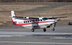 Ce208 | N25JA | ANC | 20150510 (Wally.H) Tags: ce208 cessna 208b grand caravan n25ja grantaviation anc panc anchorage airport
