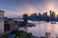 the city and the Brooklyn Bridge rs-3347 (P.E.T. shots) Tags: manhattan nyc brooklynbridge icon janescarosel eastriver