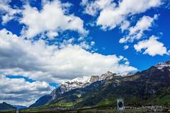 Grison Alps (Bephep2010) Tags: 2019 alpen bündneralpen dscrx1 frühling graubünden grisonalps grisons malans malansgr rx1 schweiz sony switzerland wald wolken alps clouds forest spring kantongraubünden