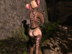 A Twist of Pink 5-14-19_005 (Justine Flirty) Tags: artisanna tattoo fantasy outfits elf beauty absolut fashion fair exclusive httpmapssecondlifecomsecondlifemagic20cove13616422