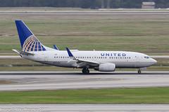 N17753 - 2002 build Boeing B737-7V3, arriving on Runway 08R at Houston, ex COPA Airlines (egcc) Tags: 0753 1221 30463 b737 b737700 b7377v3 b737ng boeing bush hp1379cmp houston iah intercontinental kiah lightroom n17753 staralliance texas ua ual united unitedairlines