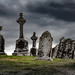 Graves at Clonmacnoise