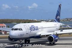 DSC_9462Pwm (T.O. Images) Tags: n806jb jetblue airbus a320 sxm st maarten princess juliana airport