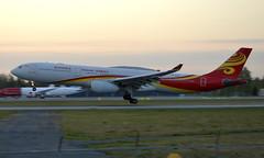 Hainan Airlines B-8016, OSL ENGM Gardermoen (Inger Bjørndal Foss) Tags: b8016 hainan airbus a330 osl engm gardermoen