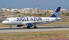 F-HBIX LMML 13-05-2019 Aigle Azur Airbus A320-214 CN 6012 (Burmarrad (Mark) Camenzuli Thank you for the 18.9) Tags: fhbix lmml 13052019 aigle azur airbus a320214 cn 6012