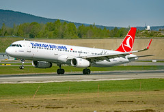 TC-JTI (Skidmarks_1) Tags: tcjti turkishairlines airbusa321 engm norway osl oslogardermoenairport aviation aircraft airport airliners