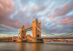 sunset@London (FollowingNature (Yao Liu)) Tags: followingnature london towerbridge
