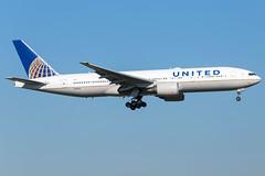 United Airlines B777-222(ER) N226UA (wapo84) Tags: bru ebbr b777 n226ua unitedairlines