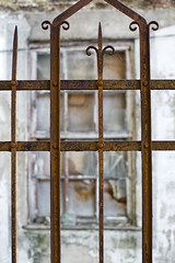 Windows (lebre.jaime) Tags: portugal beira covilhã window fence iron rust decay nikon d600 digital ff fx fullframe affinity affinityphoto