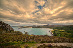 Bay Watch. (Alex-de-Haas) Tags: aurorahdr aurorahdr2019 bergen blackstone d850 gb greatbritain hdr irix irix11mm irixblackstone laide lightroom nikon nikond850 schotland scotland secondcoast skylum uk unitedkingdom berg cloud clouds coast highlands holidays hooglanden journey kust landscape landschaft landschap lucht mountain mountains nature natuur outdoor outdoors reis reizen roadtrip rondreis sea skies sky summer travel travelling vacation vakantie westcoast wolk wolken zee zomer