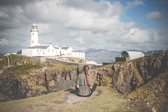 Lighthouse Fanad (kirstin.devens) Tags: 2019 canoneos70d sigma1835 may northernireland northireland northofireland lighthouse fanad fanadlighthouse portraits portrait sister