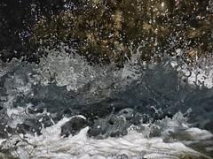Roaring Spring (Robert Cowlishaw (Mertonian)) Tags: springrush flowing spring2019 active splash mertonian robertcowlishaw power change canon powershot sx70hs canonpowershotsx70hs lunchstroll water stream creek 4beauty