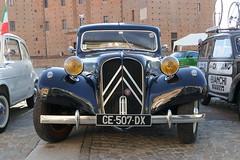 Citroen Traction Avant 1934/1957 (Dado 51) Tags: france citroen tractionavant flaminiobertoni nero auto car black