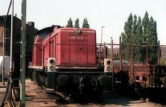 290 042 (w. + h. brutzer) Tags: 290 negative von jtr kleinloks dieselloks