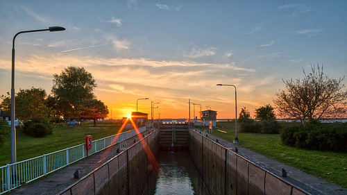Lelystad Haven - Sluis