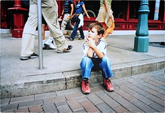 About a Boy (Steve Lundqvist) Tags: life beautiful beauty mood people atmosphere young cute lifestyle shooting posh beau frame pose posed portrait shirt boy boys goodlooking good looking handsome nikon d700 bruce weber children child toddler paris disneyland street