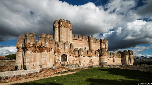[0435] Castillo de Coca.