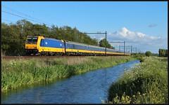 13/13 NSR E186 116 ICR - Delft-Zuid, 12-05-2019 (dloc567) Tags: train trein zuch zug delft nsr traxx icr bombardier