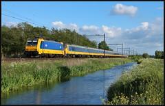 11/13 NSR E186 014 ICR - Delft-Zuid, 12-05-2019 (dloc567) Tags: train trein zuch zug delft nsr traxx icr bombardier