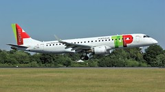 CS-TPQ (AnDyMHoLdEn) Tags: tap airportugal embraer staralliance egcc airport manchester manchesterairport 05r