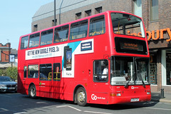 Go North East: 6931 LX54GZV Volvo B7TL/Plaxton President (emdjt42) Tags: lx54gzv 6931 gonortheast volvo plaxton