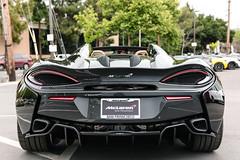 Onyx Black 570S Spider (McLaren San Francisco) Tags: mclaren 570s mclaren570s 570sspider onyxblack mclarensanfrancisco
