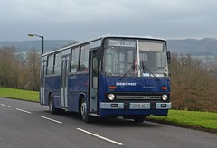 E510 WEX (tubemad) Tags: e510wex bpi276 by7689 ikarus ikarus260 north somerset coaches fricker preserved