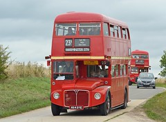 654 DYE (tubemad) Tags: 654dye rm1654 aec routemaster park royal shaftesburydistrict preserved