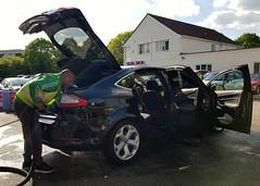 2013 Ford Mondeo Titanium X (Stuart Axe) Tags: carwash sipson london heathrowairport londonheathrowairport ford handwash mondeo titaniumx fordmondeotitaniumx taxi hackneycarriage sipsonroad england uk unitedkingdom gb greatbritain fordmondeo car titanium 2013 tdci tddi diesel fordmotorcompany fmc taxicab cab powershift heathrow ea63ldj