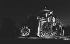 Chapel light painting (stelios_ioannides) Tags: church night nightlights nikond3200 nikon lightpainting lights