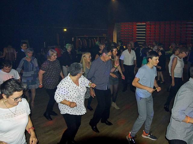 Une belle soirée dansante pour le Club de Gym Volontaire