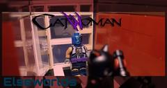 Elseworlds Catwoman - How she disappeared part 5 ({Toxic}) Tags: katekane catwoman batwoman batman lego ewsg elseworld elseworlds nosg myfuckinggodshefuckingdead