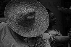 the secret (Mau Silerio) Tags: hat folklore culture tradition traditional bw black white dance dancing sony alpha kiss