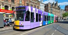 Gasfabriek (Peter ( phonepics only) Eijkman) Tags: amsterdam city combino gvb tram transport trams tramtracks trolley rail rails strassenbahn streetcars nederland netherlands nederlandse noordholland holland