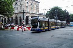 TRN_6024_200407 (Tram Photos) Tags: torino turin tram tramway tranviaria strasenbahn gtt atm fiat alstom cityway