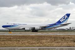 JA02KZ (PlanePixNase) Tags: amsterdam ams eham schiphol planespotting airport aircraft nipponcargo nippon cargo airlines boeing 747400f 747 jumbo