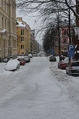 Helsinki view 396 (sohvimus) Tags: helsinki helsingfors lumi snow talvi unioninkatu hiver winter snö vinter kaartinkaupunki unionsgatan suomi finland