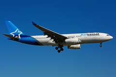 C-GUBD (Air Transat) (Steelhead 2010) Tags: airtransat airbus a330 a330200 yyz creg cgubd