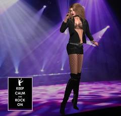 Rock On! (Brandy Madison) Tags: secondlife sl sltransgendermodel slmodel slsexy slfashion slfemmefatale slfantasy slgirls slleather slnightlife slnightclub slpantyhose