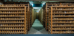 Loads of lasts (katrin glaesmann) Tags: faguswerk alfeldleine gropius lasts wood beech archive