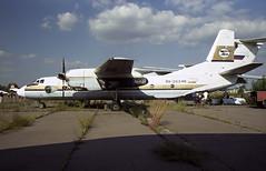 RA-26246 - Moscow Zhukovsky (ZHU) 17.08.2001 (Jakob_DK) Tags: an26 antonov antonov26 antonovan26 cargo uubw zia moscowzhukovsky zhukovskyinternationalairport gromov gromovflightresearchinstitute 2001 ra26246 yaik