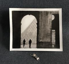 In Paris (bromoil) (Alexander Tkachev) Tags: alternativephotography altprocess bromoil alexandertkachev fomabro113bo