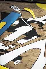 DSC_9060-processed (Chairman Ting) Tags: blog post artinstallation mural chairmanting carsonting characters art illustration muralart saltspringisland customhome nikond600 nikkor50mm documentation