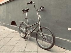 Gazelle Kwikstep (FritzRitz) Tags: gazelle kwikstep zehus folding bike faltrad ebike pedelec 22 dahon birdy tern fiets opafiets omafiets dutch netherlands holland juncker single speed ss flykly google copenhagen wheel mobike sakae