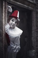 Carnevale di Venezia 2019 - 26 (henk.vanrijssen) Tags: venezia venice carnaval carnevale 2019 clown