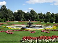 Park (✿ Esfira ✿) Tags: tiergartenschönbrunn viennazoo schlosspark palacepark springbrunnen fountain blumen flowers wien vienna österreich austria