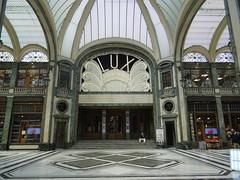 Cinema Lux, Turin, Galleria San Federico