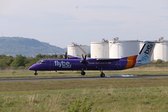 Flybe G-PRPK BHD 16/05/19 (ethana23) Tags: planes aviation aircraft airplane aeroplane avgeek bombardier dash8 q400 flybe