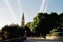 Strade di Arezzo (michele.palombi) Tags: arezzo tuscany analogic 35mm 400asa
