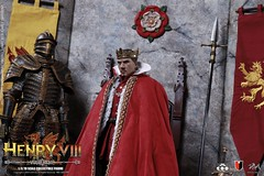 COOMODEL 20190516 CM-SE048 Henry VIII (Wolf Hall Ver Stage Only) - 04 (Lord Dragon 龍王爺) Tags: 16scale 12inscale onesixthscale actionfigure doll hot toys coomodel